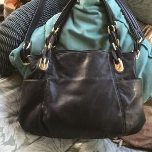 Beautiful soft leather Michael Kors hobo bag